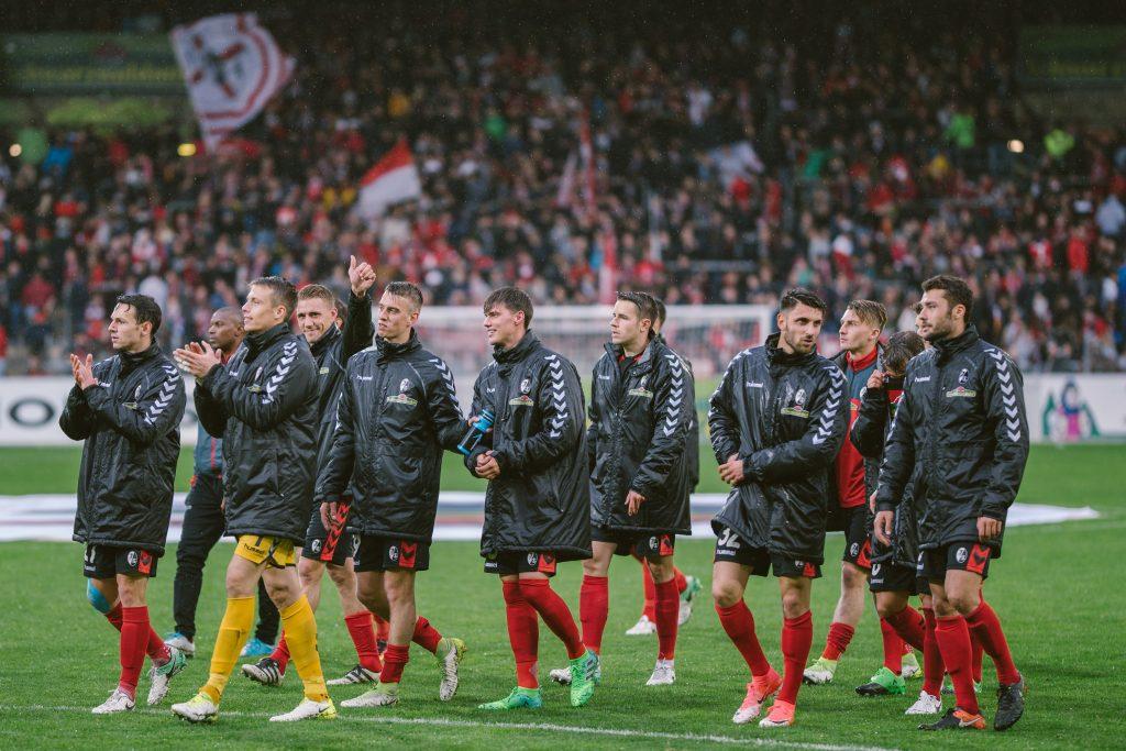 Christian Streichs Mannschaft SC Freiburg
